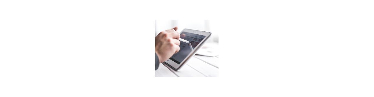 Pièces de rechange et accessoires Tablettes -